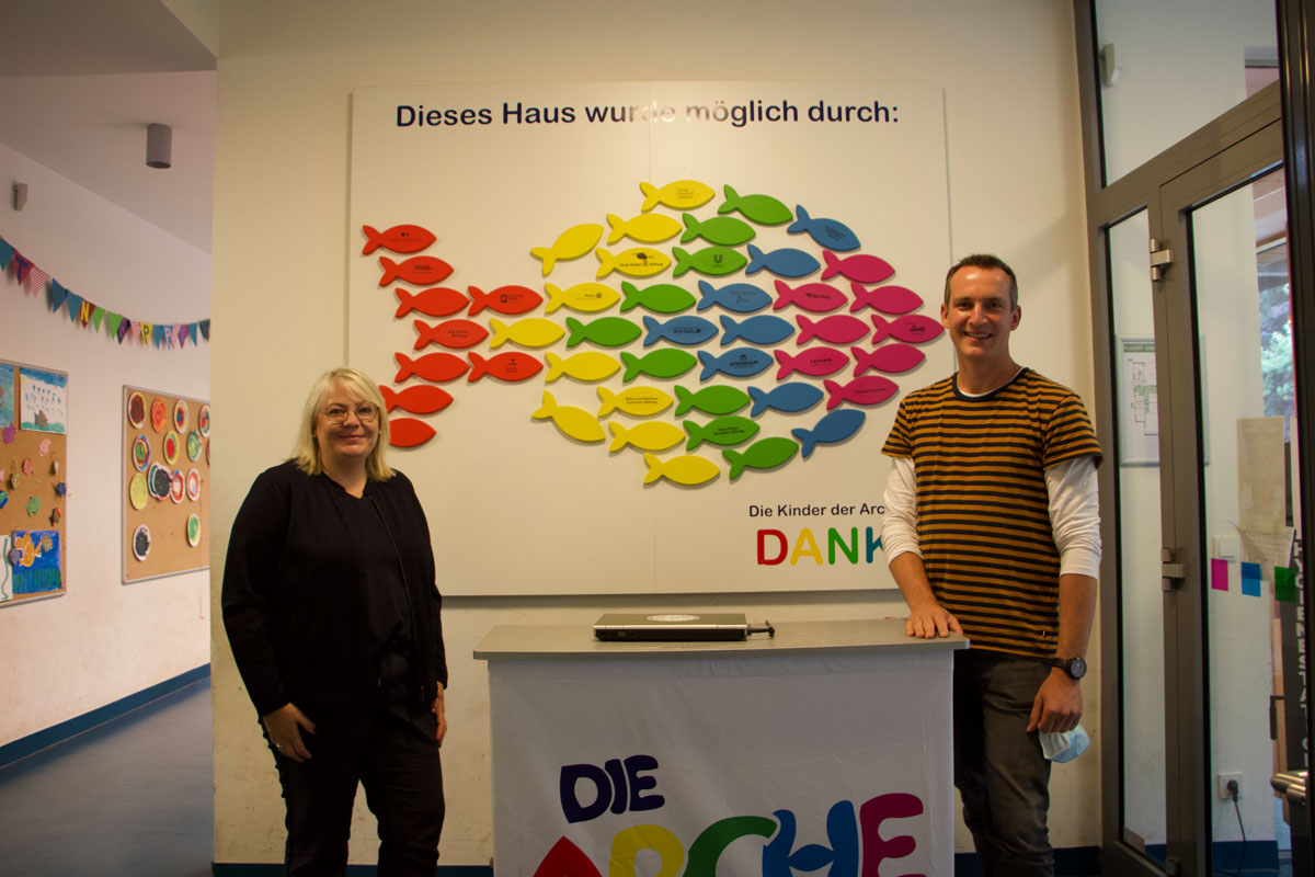 Das Hamburger Arche-Team kümmert sich bereits seit 15 Jahren um Kinder und Jugendliche aus sogenannten Brennpunkt-Stadtteilen